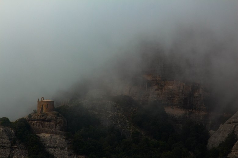 spain-monastery-de-montserrat-hiking-mountains-moody