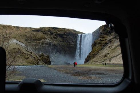 Skogafoss-waterfall-moring-6