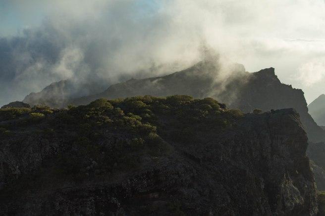 Masca-trail-hiking-mountains-volcanic-sunset-ridgelines