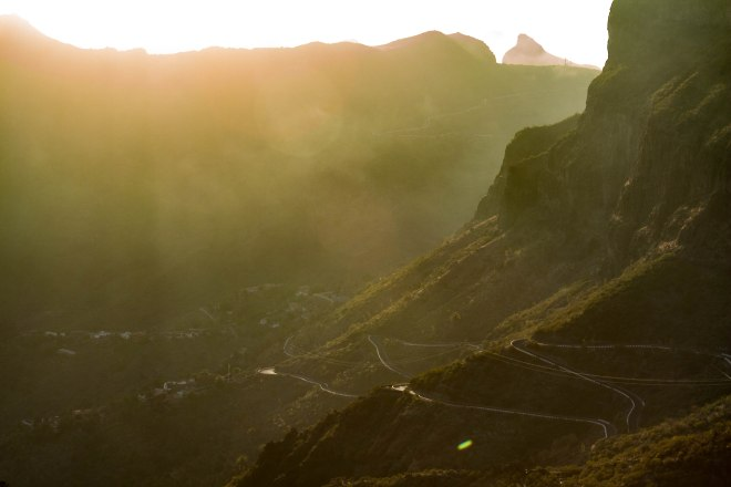 Masca-trail-hiking-mountains-volcanic-road
