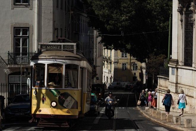 Portugal-tiledstreets-adventure-portuguese-tram28-Lisbon-